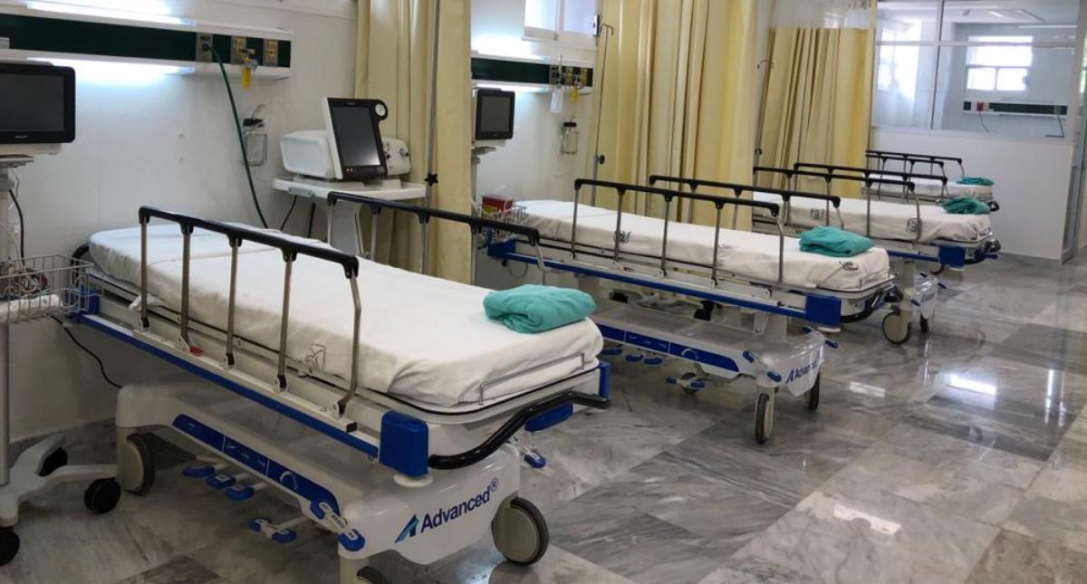 Hospital IMSS Villa Coapa 3