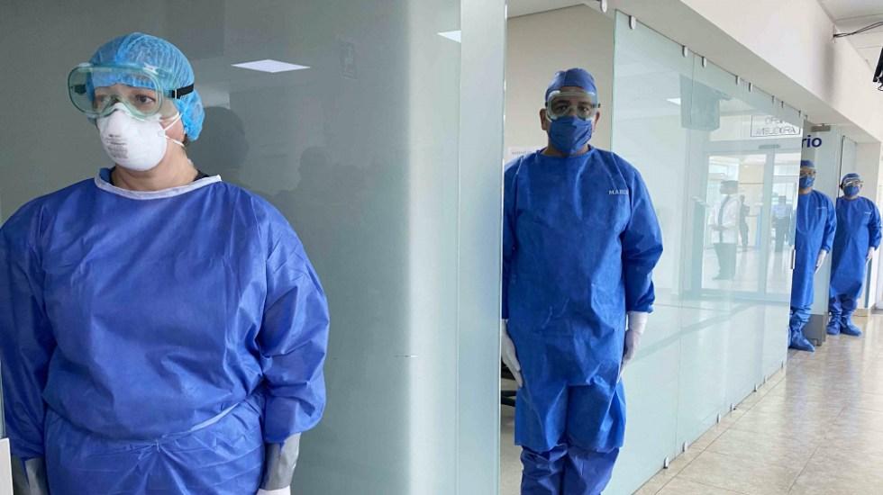 IPN anuncia retiro de estudiantes de Medicina y Enfermería de hospitales - hospital medicos COVID19 coronavirus Mexico