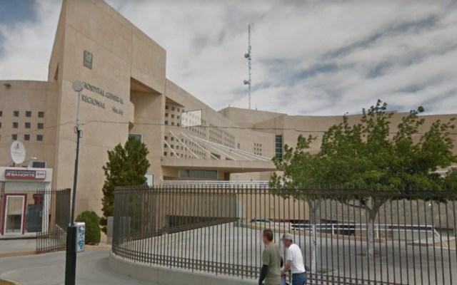 Confirman muerte de madre de recién nacido en Ciudad Juárez por COVID-19 - Imss 66 Ciudad Juárez Chihuahua Hospital