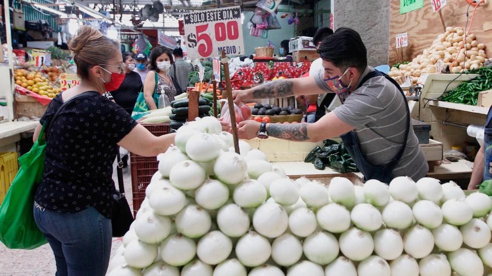 Inflación anual repunta a 2.84 por ciento durante abril tras dos meses de bajas - inflación quincena abril