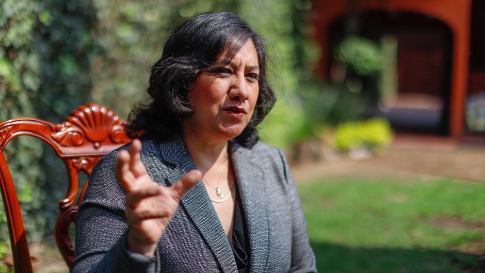 Estamos decididos a terminar con prácticas corruptas, sin cargas políticas: Irma Eréndira Sandoval. Noticias en tiempo real