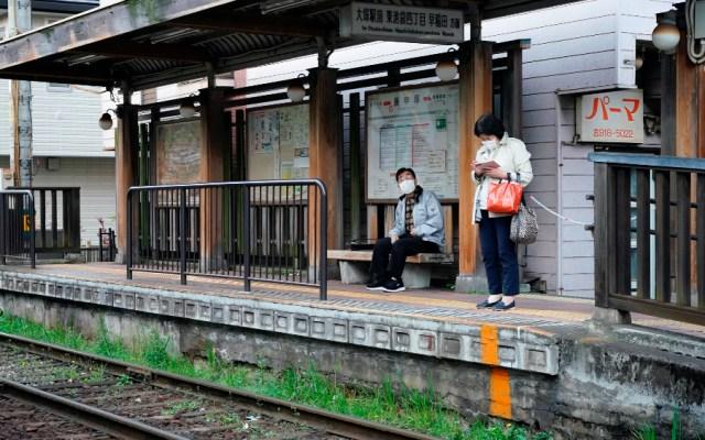 Tokio supera los 100 casos de COVID-19 diarios por primera vez - Foto de EFE