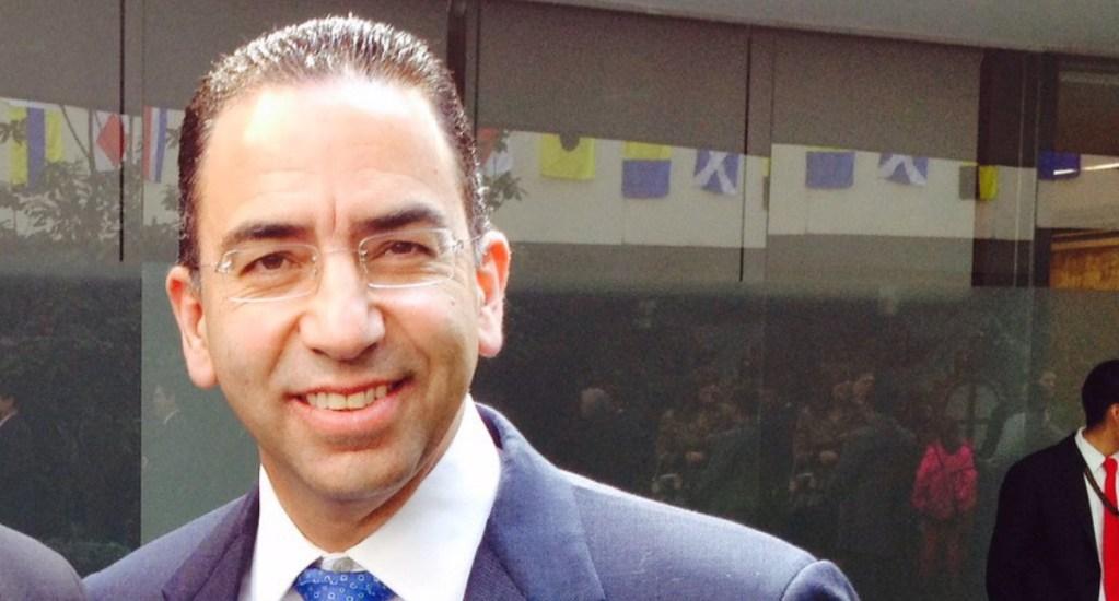 """""""No se trata de una confrontación"""" al gobierno, asegura Javier Lozano tras llegada a Coparmex - Javier Lozano Alarcón"""