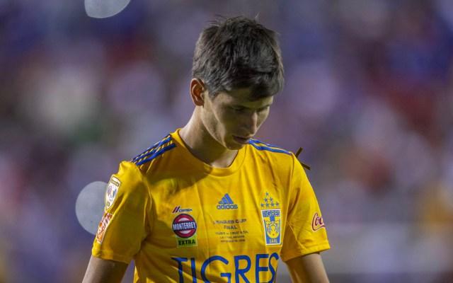 Jurgen Damm admite que no cumplió expectativas en Tigres; irá a la MLS - El mediocampista Jurgen Damm reconoció que quedó a deber y no estuvo a la altura de lo que costó en el equipo de Tigres