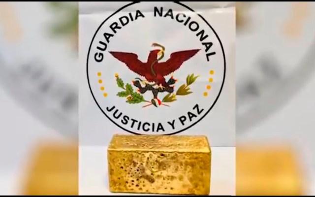 #Video Aseguran lingote de oro en aeropuerto de Ciudad Juárez - lingote de oro en aeropuerto de Ciudad Juárez