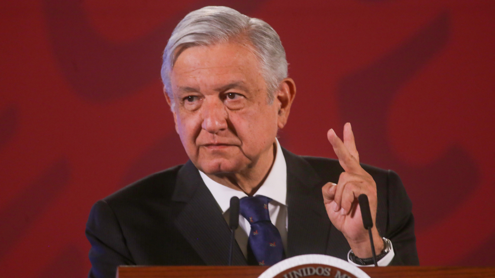 Descarta López Obrador cambios en su gabinete - Foto de Notimex