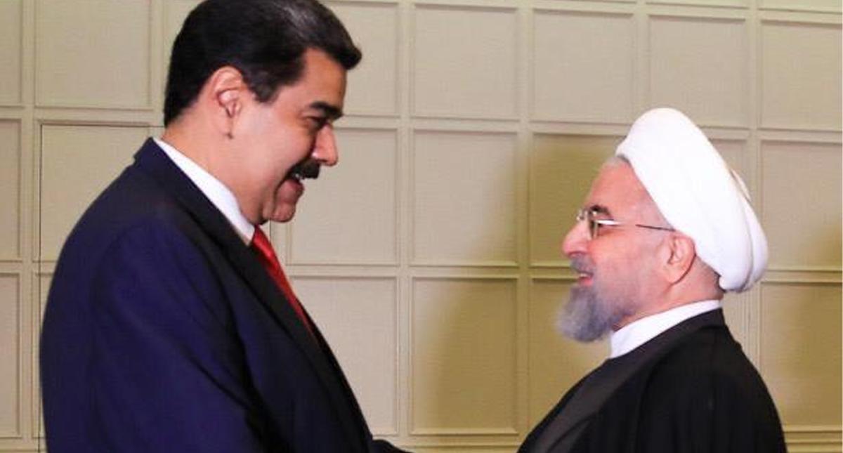 Irán y Venezuela evalúan hacer