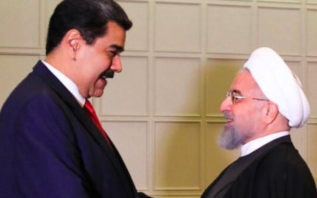 Venezuela e Irán evalúan 'frente común' contra sanciones de EE.UU. y el COVID-19 - Nicolás Maduro informó que habló con el presidente Hasan Rohaní para evaluar un frente común contra las sanciones de Estados Unidos y el COVID-19