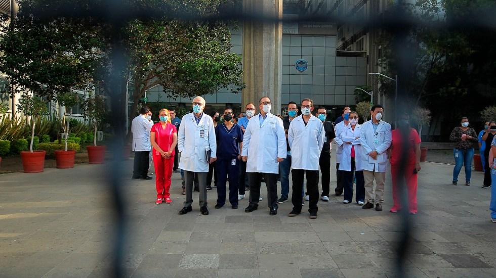 Médicos agredidos por COVID-19 piden no creer en 'mitos' ni mensajes de redes sociales - Médicos enfermeras agredidas coronavirus COVID-19