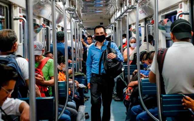 Inicia reapertura paulatina de Metro, Metrobús y Tren Ligero tras emergencia por COVID-19 - Metro coronavirus COVID-19