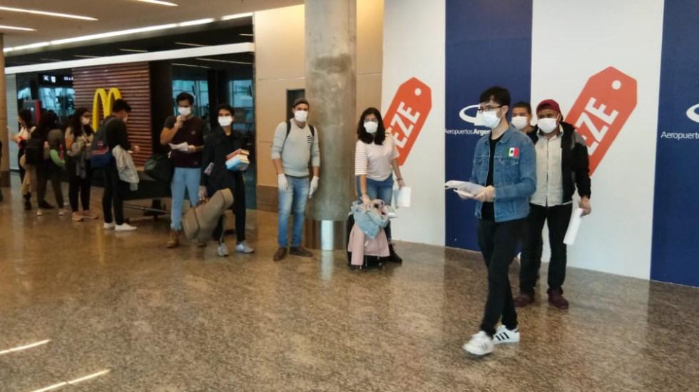 Repatriarán a 280 mexicanos varados en Argentina - Foto de López-Dóriga Digital