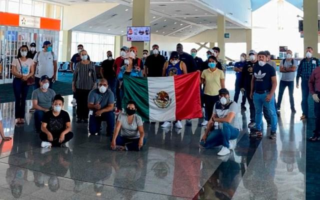 Van 10 mil 997 connacionales retornados a México por crisis de COVID-19 - mexicanos retornados coronavirus COVID-19