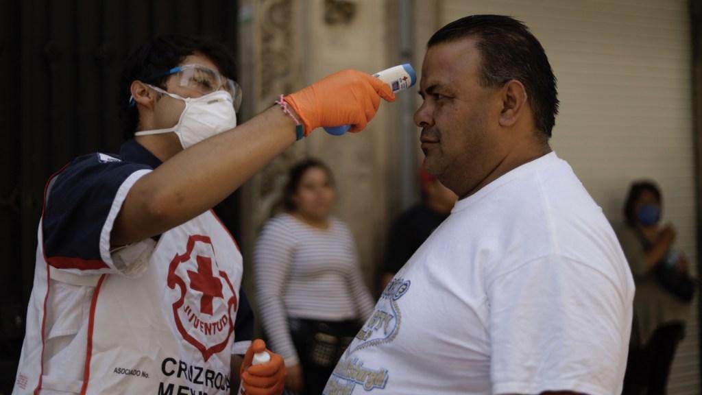 Constellation Brands anuncia donación de 500 mil dólares a Cruz Roja Mexicana - México coronavirus COVID-19 Cruz Roja