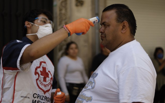 #Video Suman 37 muertos por COVID-19 en México; hay mil 378 casos - México coronavirus COVID-19 Cruz Roja