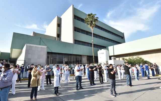 Muere médico por COVID-19 tras brote en hospital de Monclova - México coronavirus COVID-19 Monclova Hospital