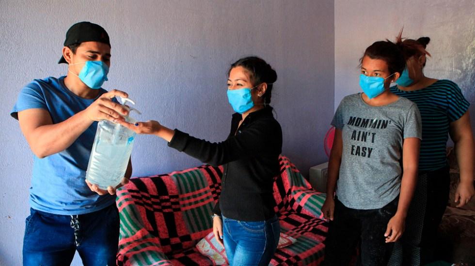 Amnistía Internacional pide a México proteger a migrantes ante COVID-19 - Foto de EFE