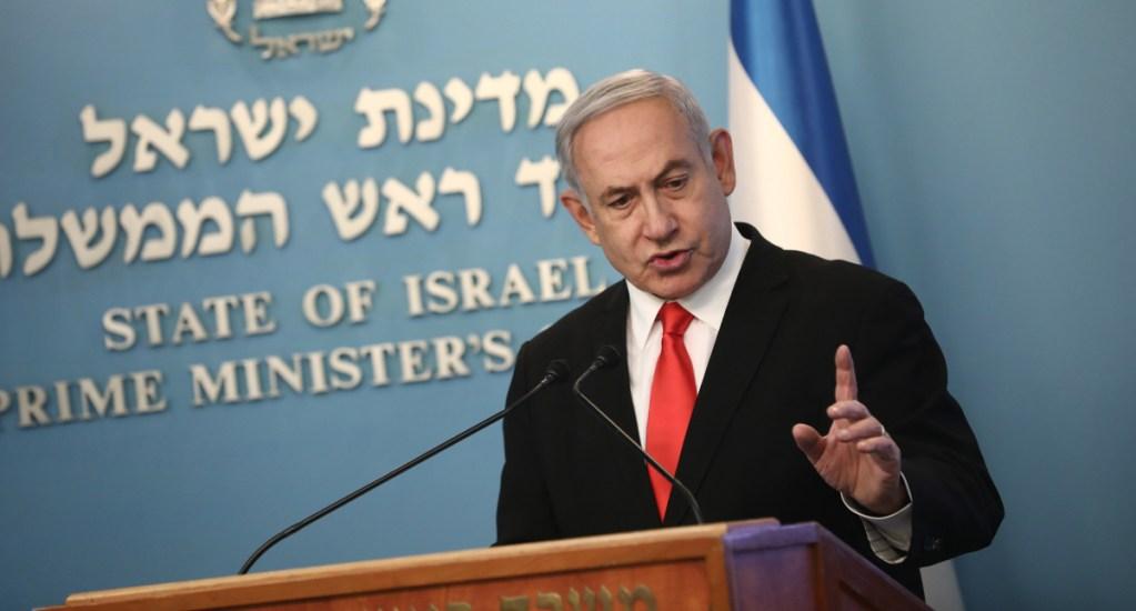 Netanyahu seguirá como primer ministro de Israel tras acuerdo con Gantz - El acuerdo permitirá que Israel tenga Gobierno después de las fallidas negociaciones que llevaron a repetir las elecciones en tres ocasiones