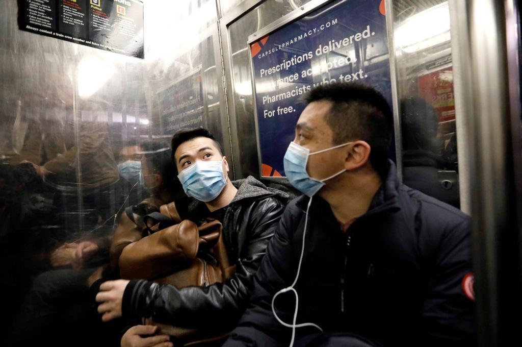 Metro de Nueva York suspenderá servicio por las noches por sanitización - Foto de EFE