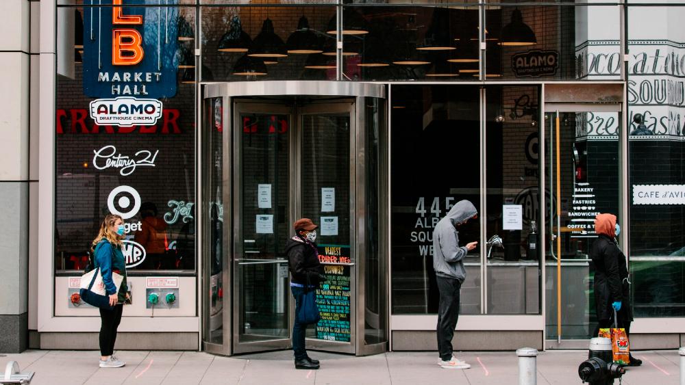 Nueva York anuncia multimillonario plan para distribuir comida en medio del COVID-19 - Foto de EFE