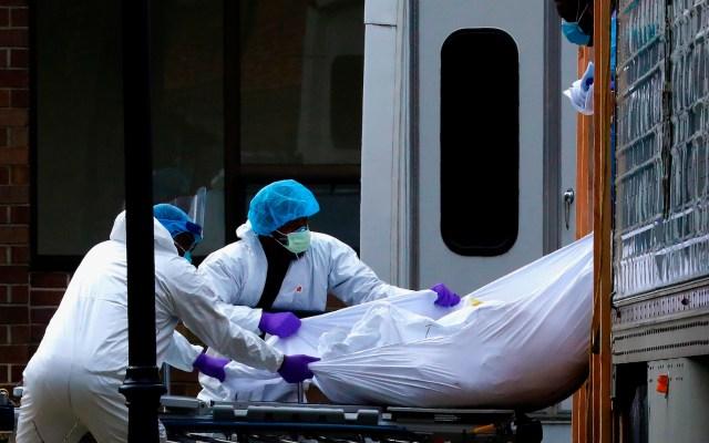 Nueva York vuelve a superar récord de muertes por COVID-19 - Foto de EFE