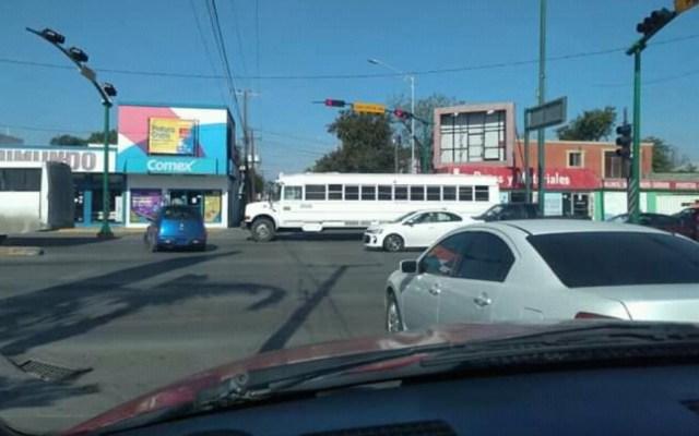 Enfrentamiento entre civiles armados y autoridades en Nuevo Laredo, Tamaulipas