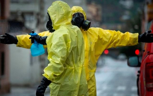 Países de la UE alertan sobre medidas antidemocráticas por COVID-19 - Países UE coronavirus COVID-19