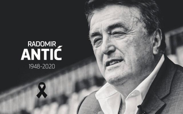 Muere el entrenador Radomir Antic - Foto de Atlético de Madrid
