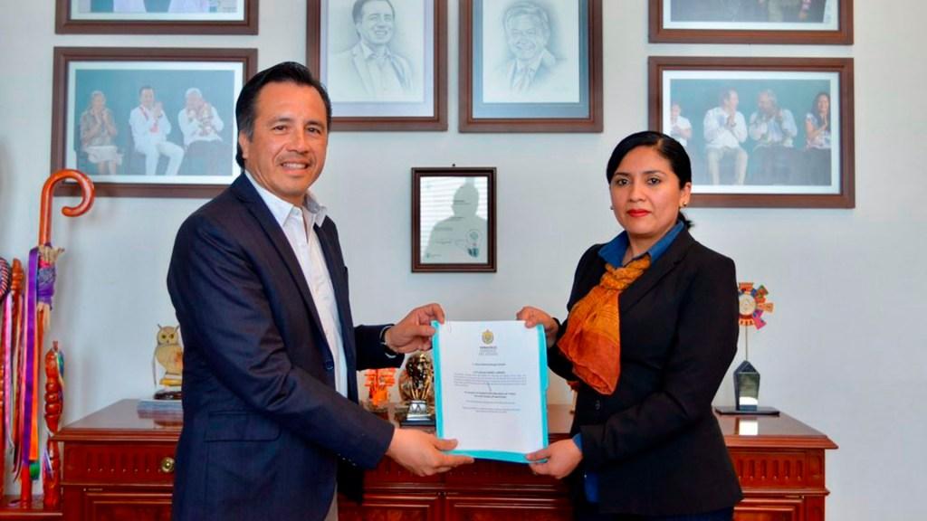 Renuncia secretaria del Trabajo en Veracruz tras presunta detención de su hijo - Renuncia secretaria del Trabajo en Veracruz
