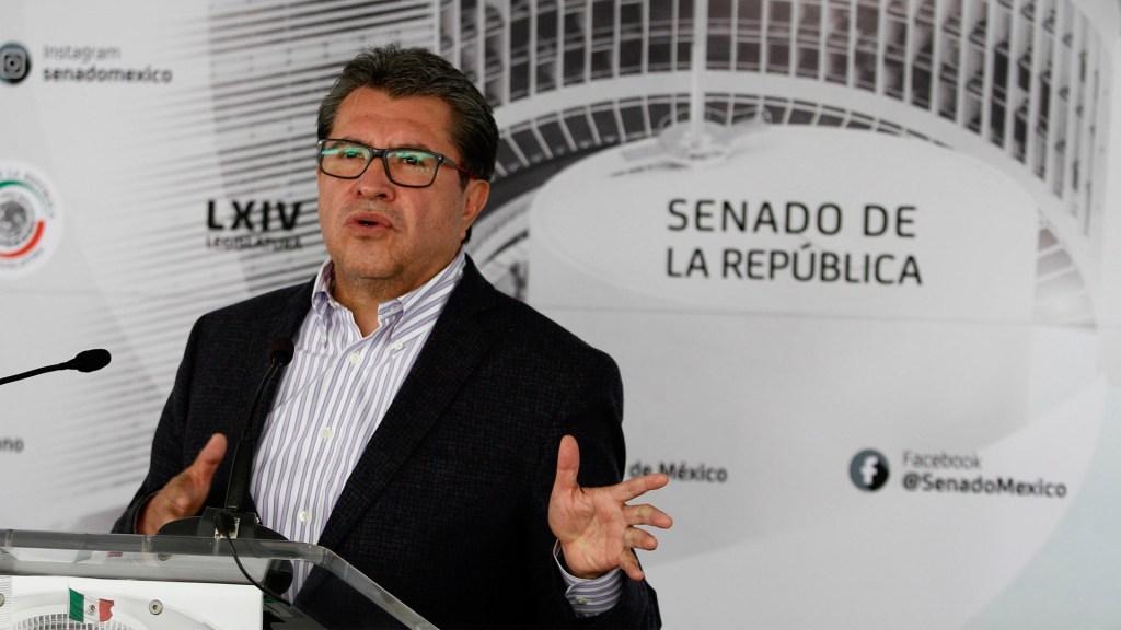 Que oposición se muestre pero en las urnas, exige Monreal - Ricardo Monreal coronavirus COVID-19