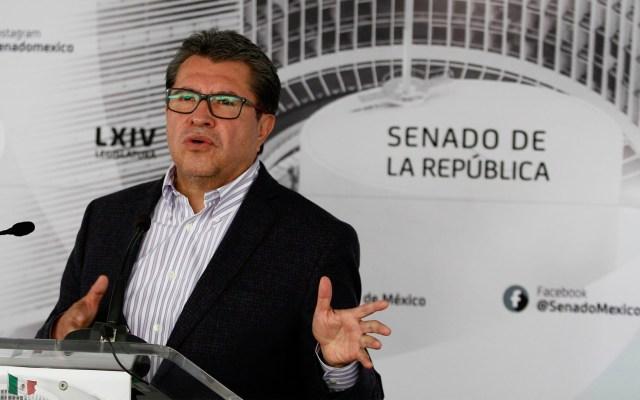 Ricardo Monreal propone extinción de CRE, COFECE e IFT y crear Instituto de Mercados y Competencia - Ricardo Monreal coronavirus COVID-19