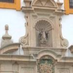 Silencio en el Viernes de Dolores cordobés y soledad en Capuchinos - Silencio en el Viernes de Dolores