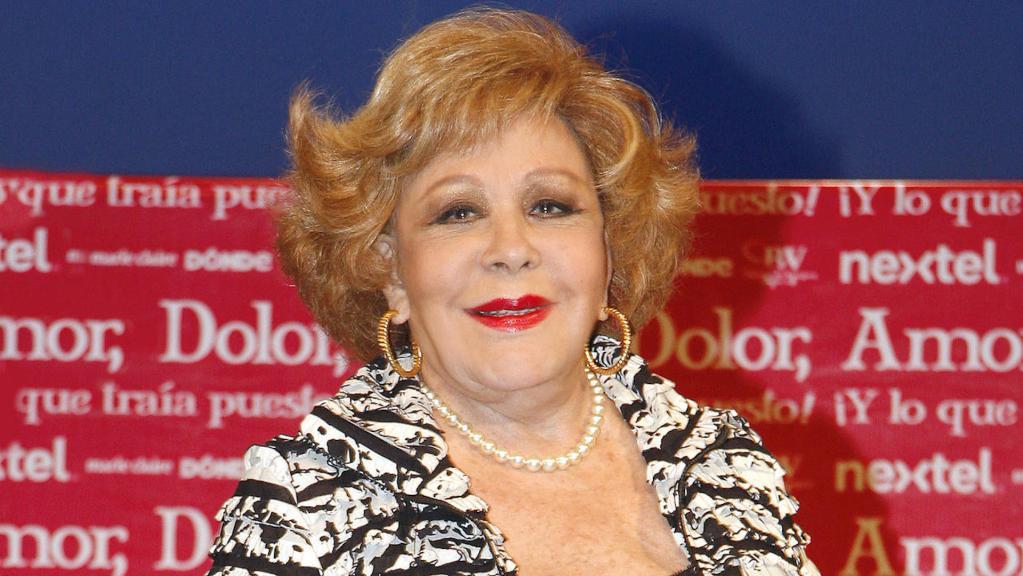 Silvia Pinal sale de cirugía y se encuentra en recuperación - Foto de Telediario
