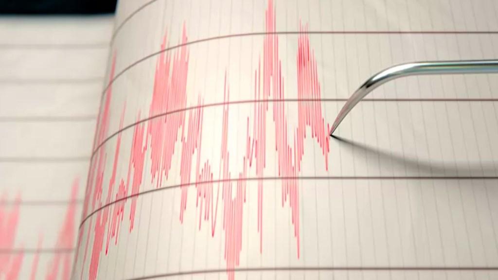 Sismo magnitud 4.5 sorprende en Saltillo, Coahuila - Sismógrafo. Foto de El Financiero