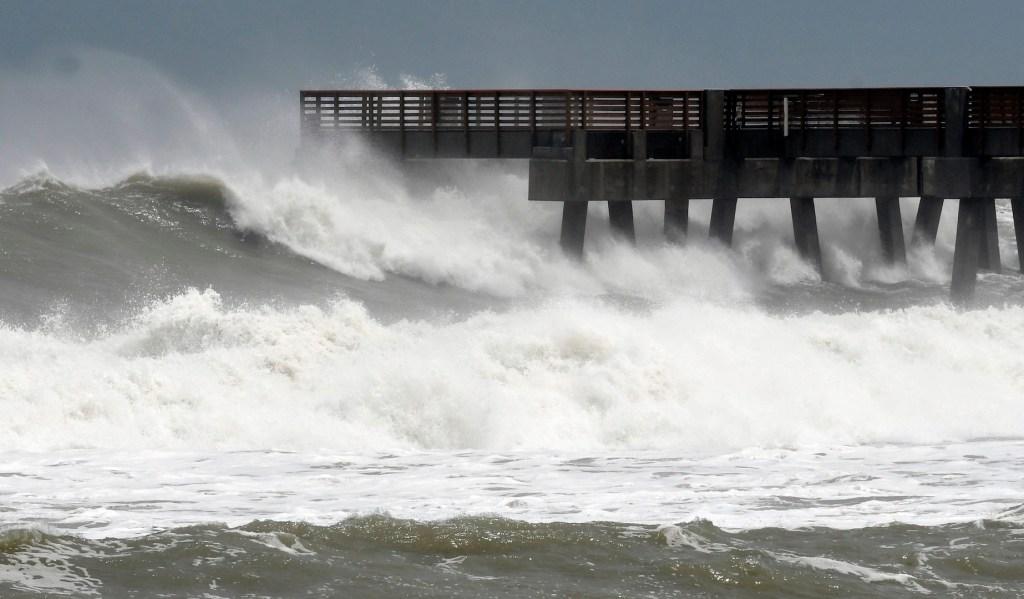 Temporada de huracanes en el Atlántico tendrá mayor actividad con 16 tormentas - Foto de EFE