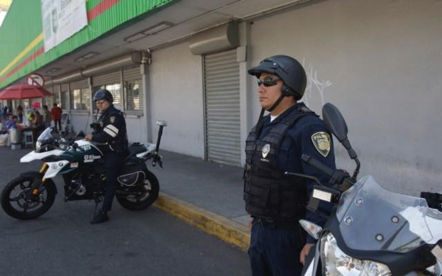 AMLO advierte a saqueadores de tiendas que aplicará la ley - Foto de Notimex