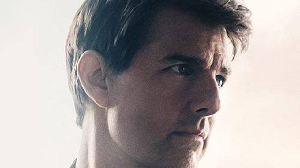 Tom Cruise estalla durante rodaje de 'Misión Imposible 7' por trabajadores que incumplieron medidas contra COVID-19 - Tom Cruise para Misión Imposible 7. Foto de @MisionImposibleMX