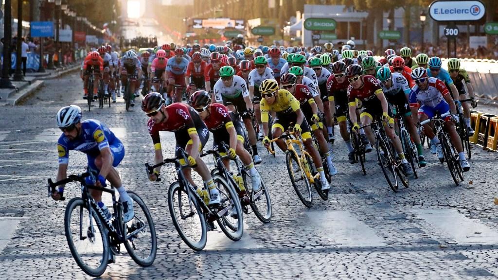 Tour de Francia se celebraría entre el 29 de agosto y el 20 de septiembre - Tour de Francia coronavirus COVID-19