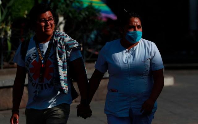 Ataques contra trabajadores de la salud son inadmisibles, afirma Arturo Zaldívar - Trabajadores de la salud coronavirus COVID-19