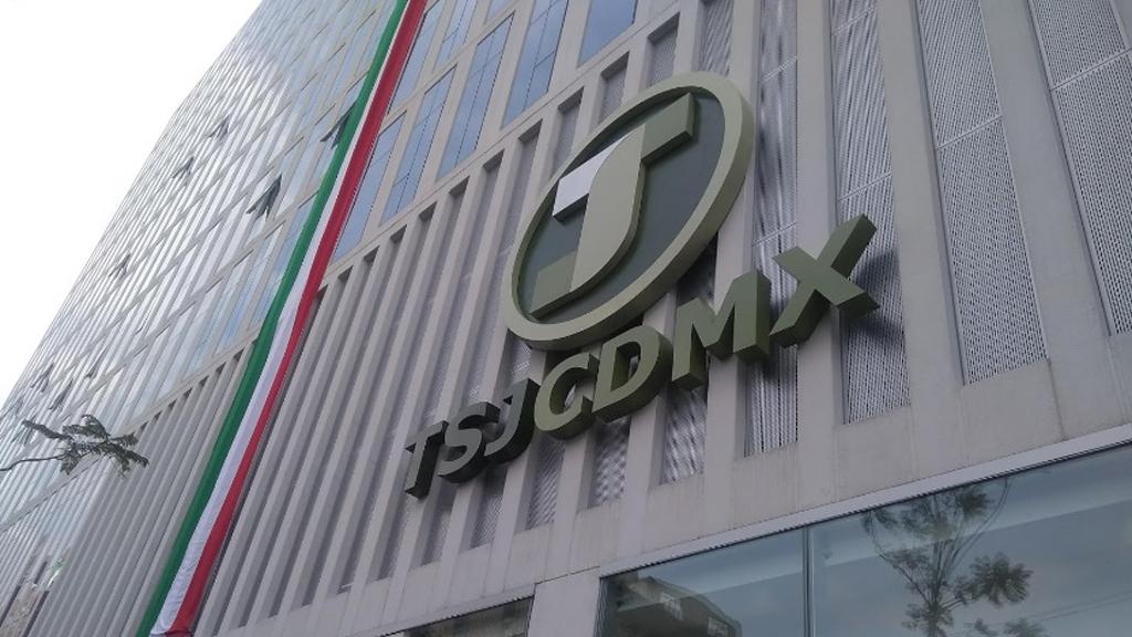 Frustran robo en Tribunal Superior de Justicia de la Ciudad de México - TSJ-CDMX. Foto de Google Maps / Héctor Corrales