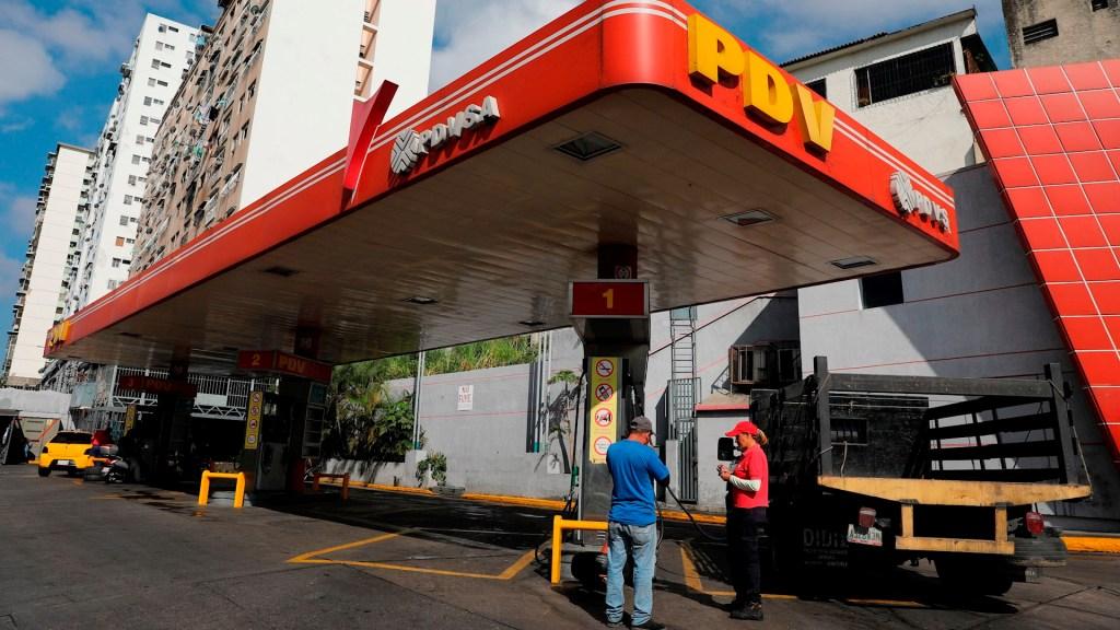 Venezuela dará gasolina a sectores esenciales ante cuarentena por COVID-19 - Venezuela gasolina coronavirus COVID-19