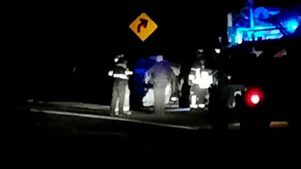 Volcadura en la carretera Xochimilco-Oaxtepec deja tres muertos - volcadura xochimilco