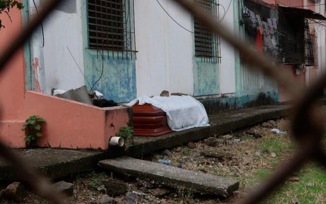 La tragedia de Guayaquil - Foto de EFE.