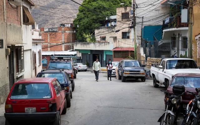 #Fotos Sobrevivir a la cuarentena en Venezuela