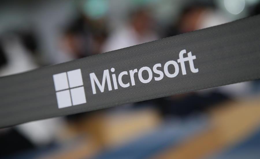 Microsoft compra la empresa de automatización robótica de procesos Softmotive - Foto de EFE.
