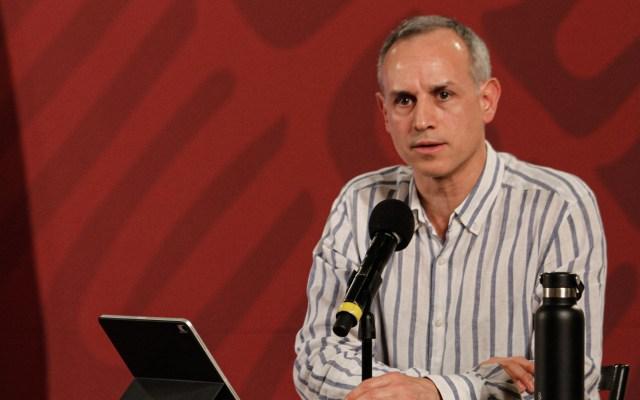 Sería un honor participar con la OMS en análisis de la pandemia: López-Gatell - Hugo López-Gatell, subsecretario de Salud. Foto de Notimex.