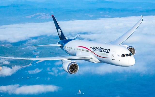 Aeroméxico aumentará destinos en julio por reactivación tras pandemia - Foto de Aeroméxico