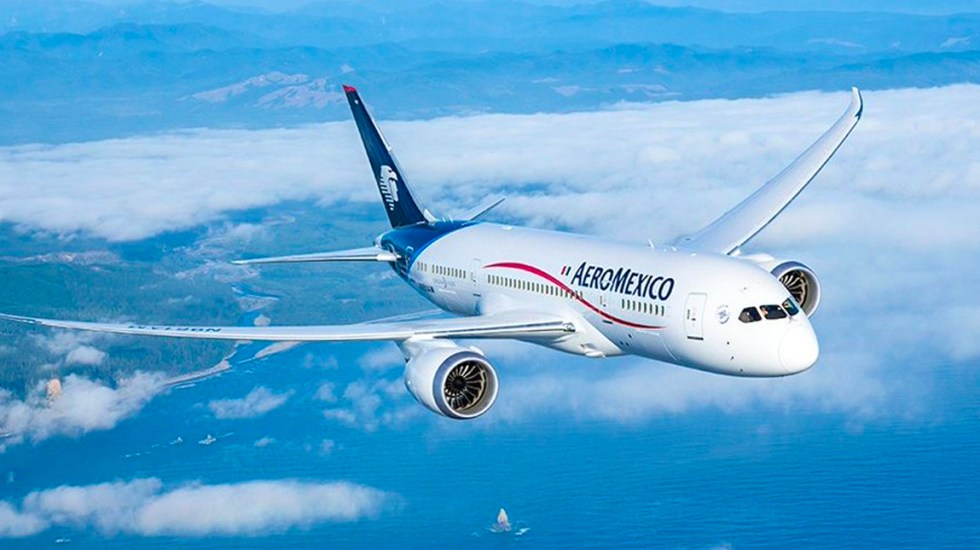 Corte en Nueva York aprueba financiamiento preferencial a Aeroméxico - Foto de Aeroméxico