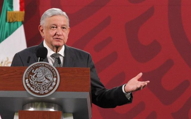Cuestionamiento sobre feminicidios es uno más de muchos, afirma López Obrador - Foto de Notimex