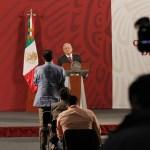 Conferencia de AMLO (28-05-2020) - 200525009. Ciudad de México, 25 May 2020 (Notimex-Romina Solis).- El presidente Andrés Manuel López Obrador durante su conferencia matutina del día de hoy. Ciudad de México, 25 de mayo de 2020. NOTIMEX/FOTO/ROMINA SOLIS/RSF/POL/4TAT