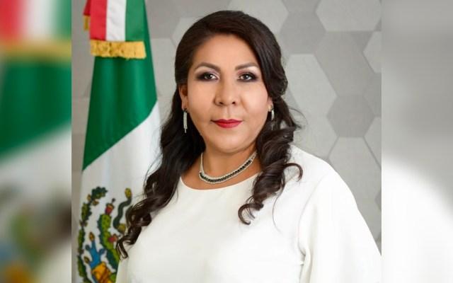 Presidenta municipal de Bácum, Sonora, da positivo a COVID-19 - Benita Aldama López, presidenta municipal de Bácum
